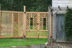 bedford gate Custom Fence