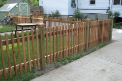 3Ft Spindle Picket Fence