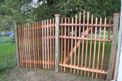 6Ft Spindle Picket Fence