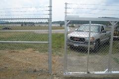 Schlumberger OFS fence